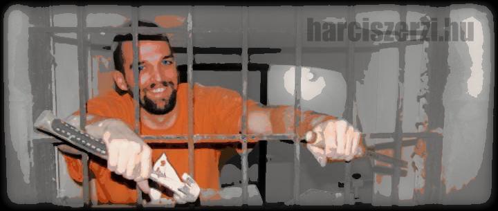 kisordas és a börtön