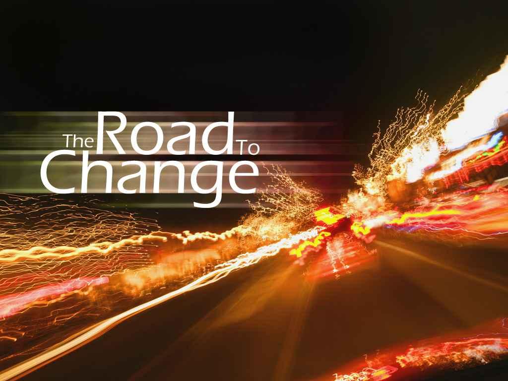 Az út a változás