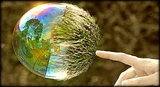 kipukkan a buborék