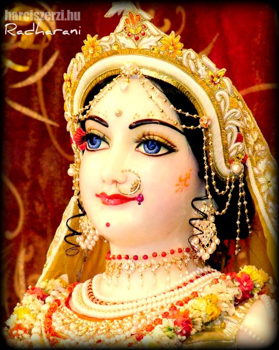 Srimate Radharani