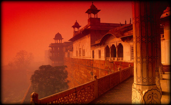 Agra vörös erőd