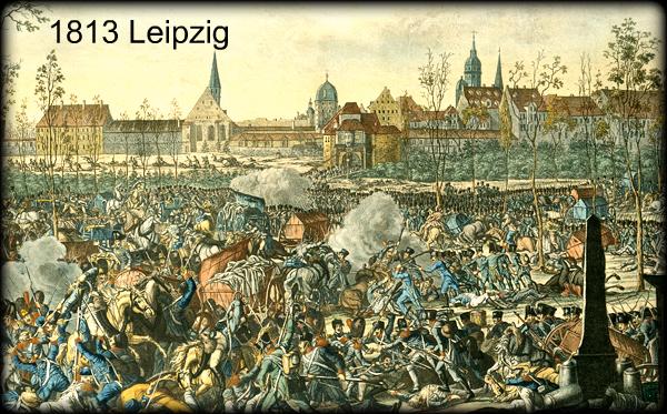 Lipcsei Csata, Napóleon a Kicsi Hadvezér bukása