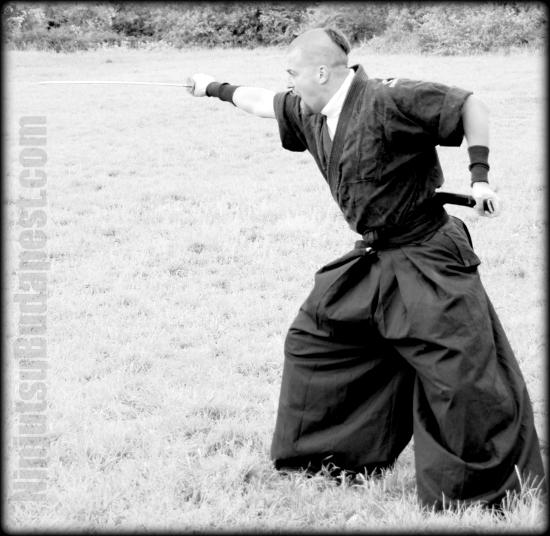 Horváth Ádám BujinkanBhimaClan Magyarország első Ninja klánja