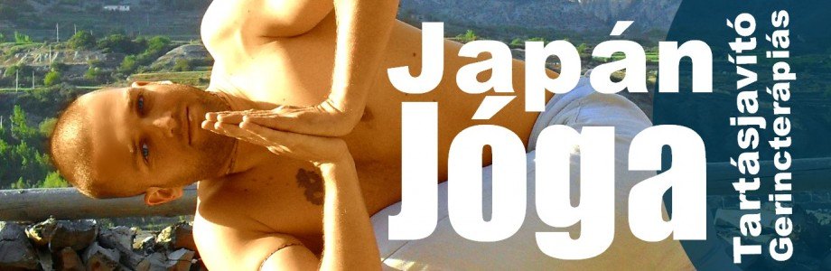 Japán Tartásjavító Gerincterápiás jóga