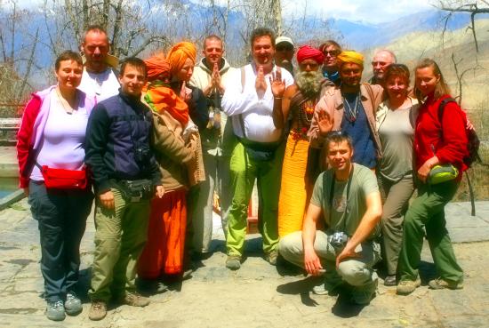 Harciszerzi a és a nepáli csoport 2010