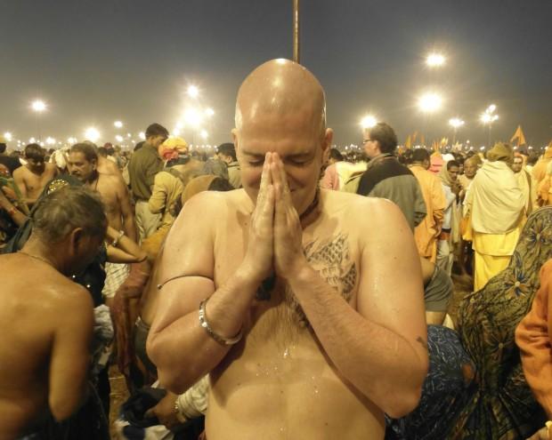 Mahakumbhamela a világ legnagyobb Jógafesztiválja