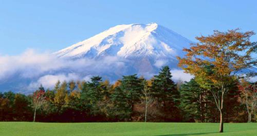hegy, fuji, mountain